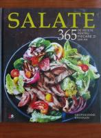Georgeanne Brennan - Salate. 365 de retete pentru fiecare zi din an