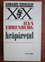 Anticariat: Ilya Ehrenburg - Hraparetul