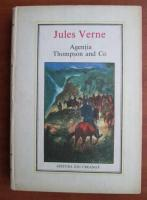 Jules Verne - Agentia Thompson and Co (Nr. 33)