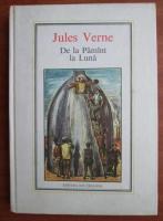 Anticariat: Jules Verne - De la pamant la luna (Nr. 14)