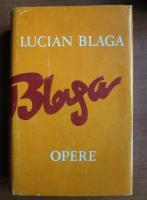 Anticariat: Lucian Blaga - Opere, volumul 8 (Trilogia cunoasterii)