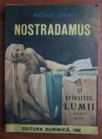 Anticariat: Nicolae Stoie - Nostradamus
