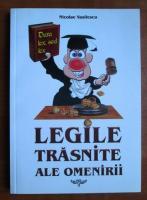 Nicolae Vasilescu - Legile trasnite ale omenirii