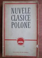 Anticariat: Nuvele clasice polone