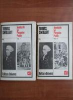 Anticariat: Tobias Smollett - Aventurile lui Peregrine Pickle (2 volume)