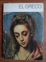 Anticariat: Virgil Mocanu - El Greco