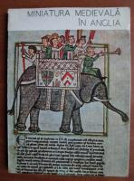 Anticariat: Virginia Cartianu - Miniatura medievala in Anglia