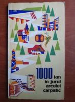 Anticariat: 1000 km in jurul arcului carpatic