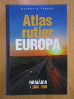 Atlas rutier Europa (Reader's Digest)