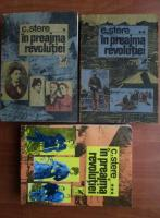 Anticariat: C. Stere - In preajma revolutiei (3 volume)