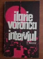 Anticariat: Ilarie Voronca - Interviul. 11 povestiri