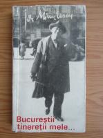 Ion Minulescu - Bucurestii tineretii mele