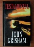 Anticariat: John Grisham - Testamentul