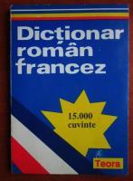 Anticariat: Marcel Saras - Dictionar roman-francez (15.000 cuvinte)