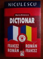 Anticariat: Maria Braescu - Dictionar francez-roman, roman-francez