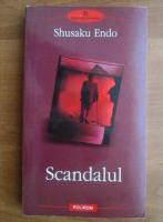 Anticariat: Shusaku Endo - Scandalul