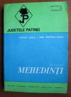 Anticariat: Vasile Cucu - Mehedinti (colectia Judetele Patriei)