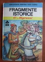C. Negruzzi - Fragmente istorice