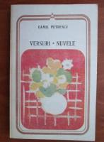 Camil Petrescu - Versuri. Nuvele