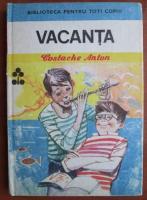 Anticariat: Costache Anton - Vacanta