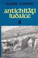 Flavius Josephus - Antichitati iudaice (volumul 2)