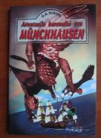 G. A. Burger - Aventurile baronului Von Munchhausen