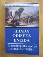 Anticariat: George Andreescu - Iliada, Odiseea, Eneida