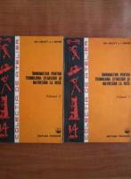 Gh. Hecht - Indrumator pentru tehnologia stantarii si matritarii la rece vol 1 si 2