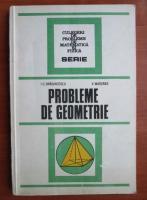 Anticariat: I. C. Draghicescu - Probleme de geometrie