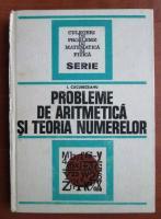 Anticariat: I. Cucurezeanu - Probleme de aritmetica si teoria numerelor
