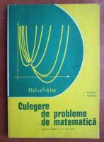 Anticariat: I. Giurgiu - Culegere de probleme de matematica