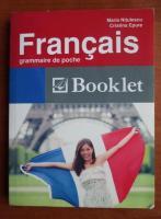 Maria Nitulescu - Francais grammaire de poche