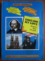 Anticariat: Rada Balan - English my love
