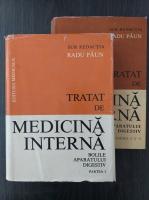 Radu Paun - Tratat de medicina interna. Bolile aparatului digestiv (partea 1 si 2)