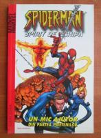 Anticariat: Spiderman - Spirit de echipa (benzi desenate)