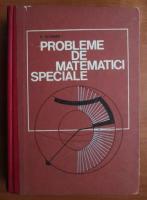 Anticariat: V. Rudner - Probleme de matematici speciale