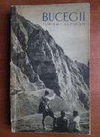 Anticariat: Em. Cristea - Bucegii. Turism, alpinism