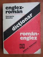 Georgeta Nichifor - Dictionar englez-roman/ roman-englez