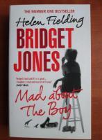 Helen Fielding - Bridget Jones. Mad about the boy
