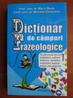 Anticariat: Marin Buca - Dictionar de campuri frazeologice