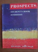 Anticariat: Prospects student`s book. Intermediate