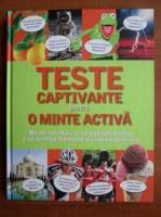 Anticariat: Teste captivante pentru o minte activa (Reader`s Digest)