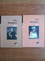 Anticariat: Titu Maiorescu - Critice (2 volume)