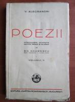 Vasile Alecsandri - Poezii (volumul 2)