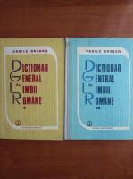 Anticariat: Vasile Breban - Dictionar general al limbii romane (2 volume)