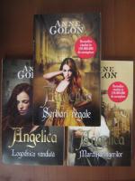 Anticariat: Anne Golon - Angelica, Marchiza ingerilor / Serbari regale / Logodnica vanduta (3 volume)