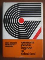 Benno Depauscheg, Grete Klaster Ungureanu - Germana pentru ingineri si tehnicieni