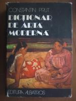 Constantin Prut - Dictionar de arta moderna