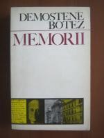 Anticariat: Demostene Botez - Memorii