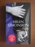 Anticariat: Helen Simonson - Ultima cucerire